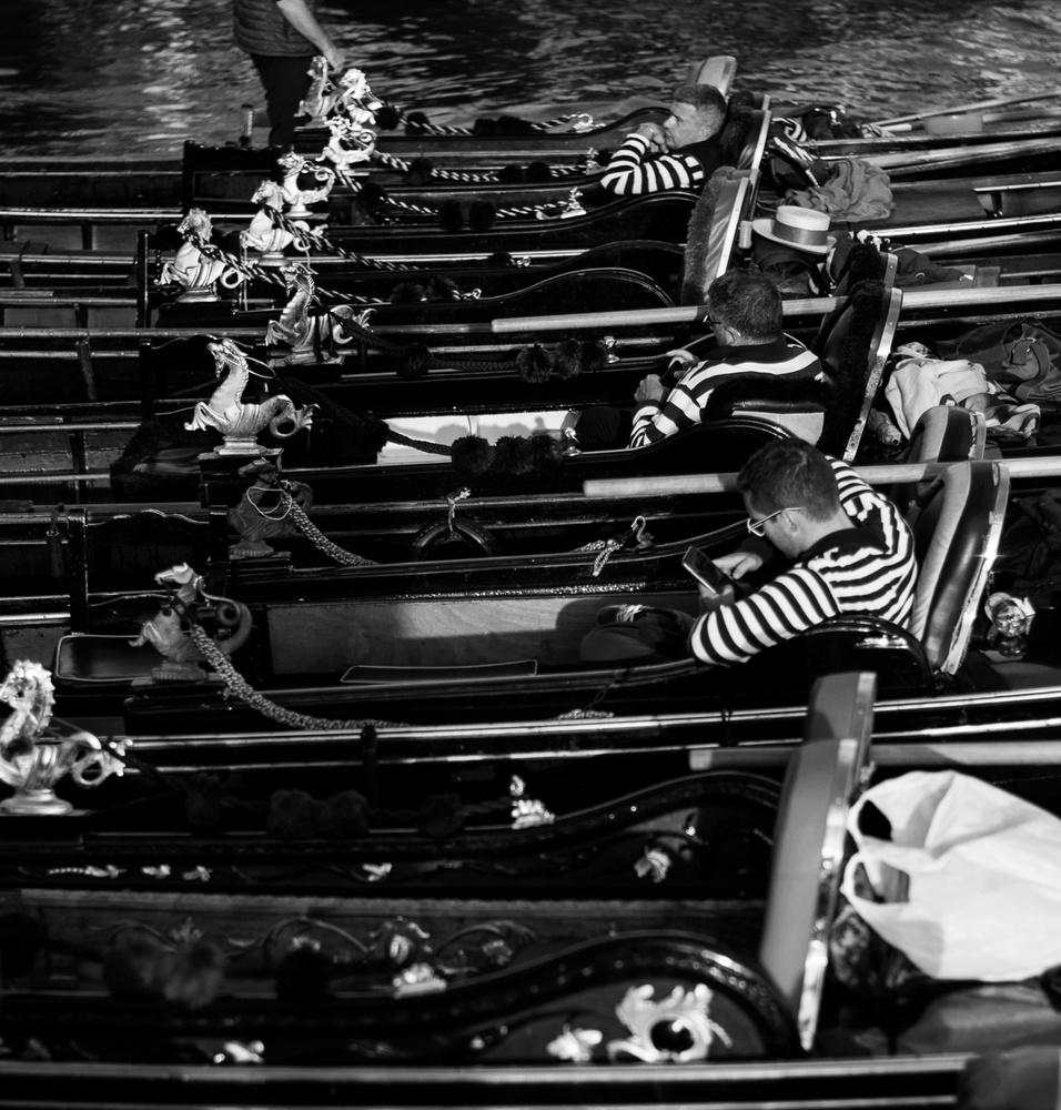 The Gondoliers by Jeremy Limerick