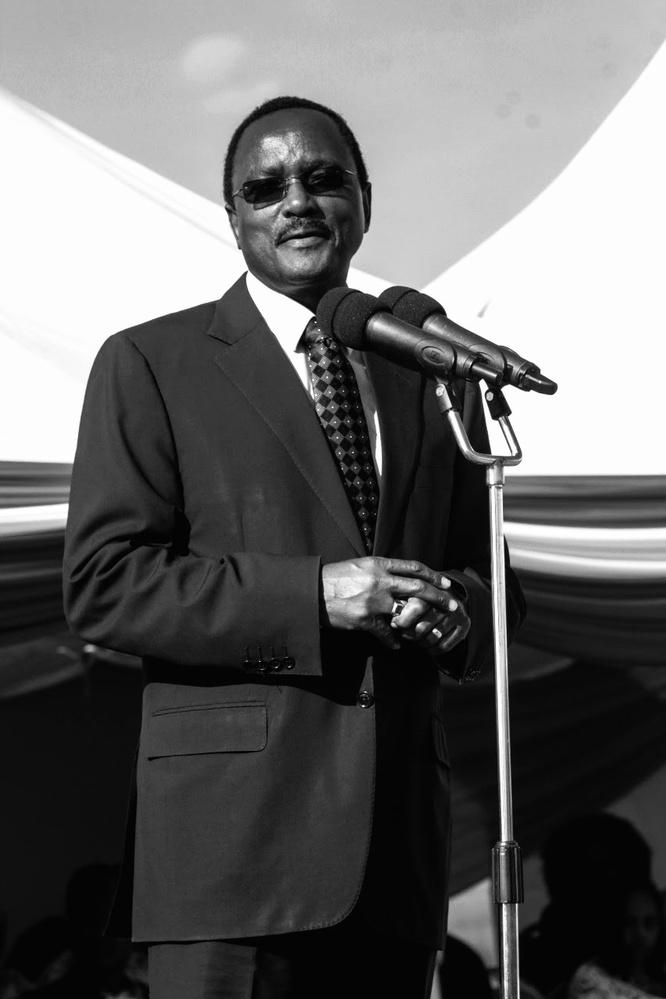 Kenya's next President by Newton Musyimi