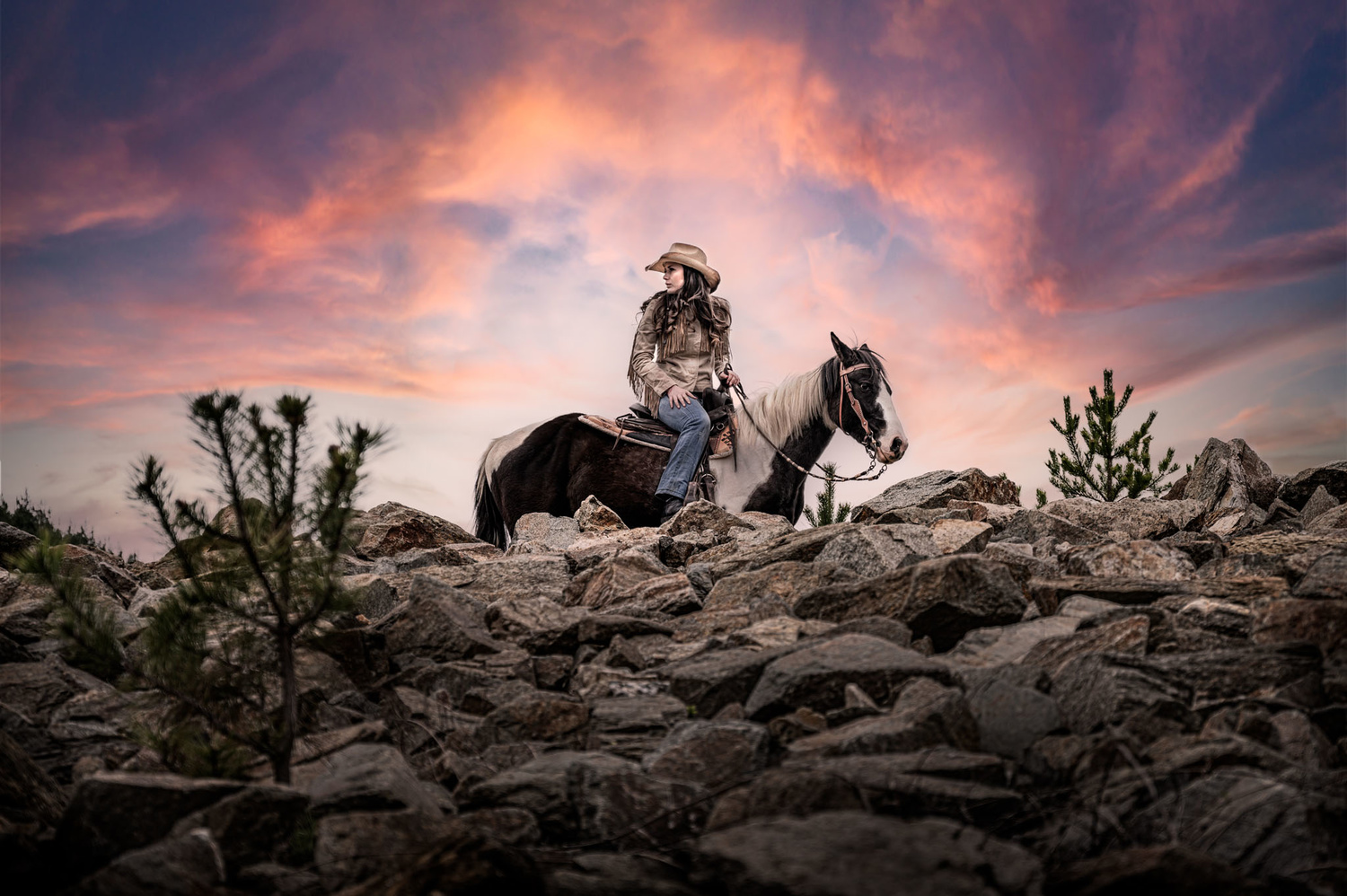 Recreating the Old West by Vladislav Chanev