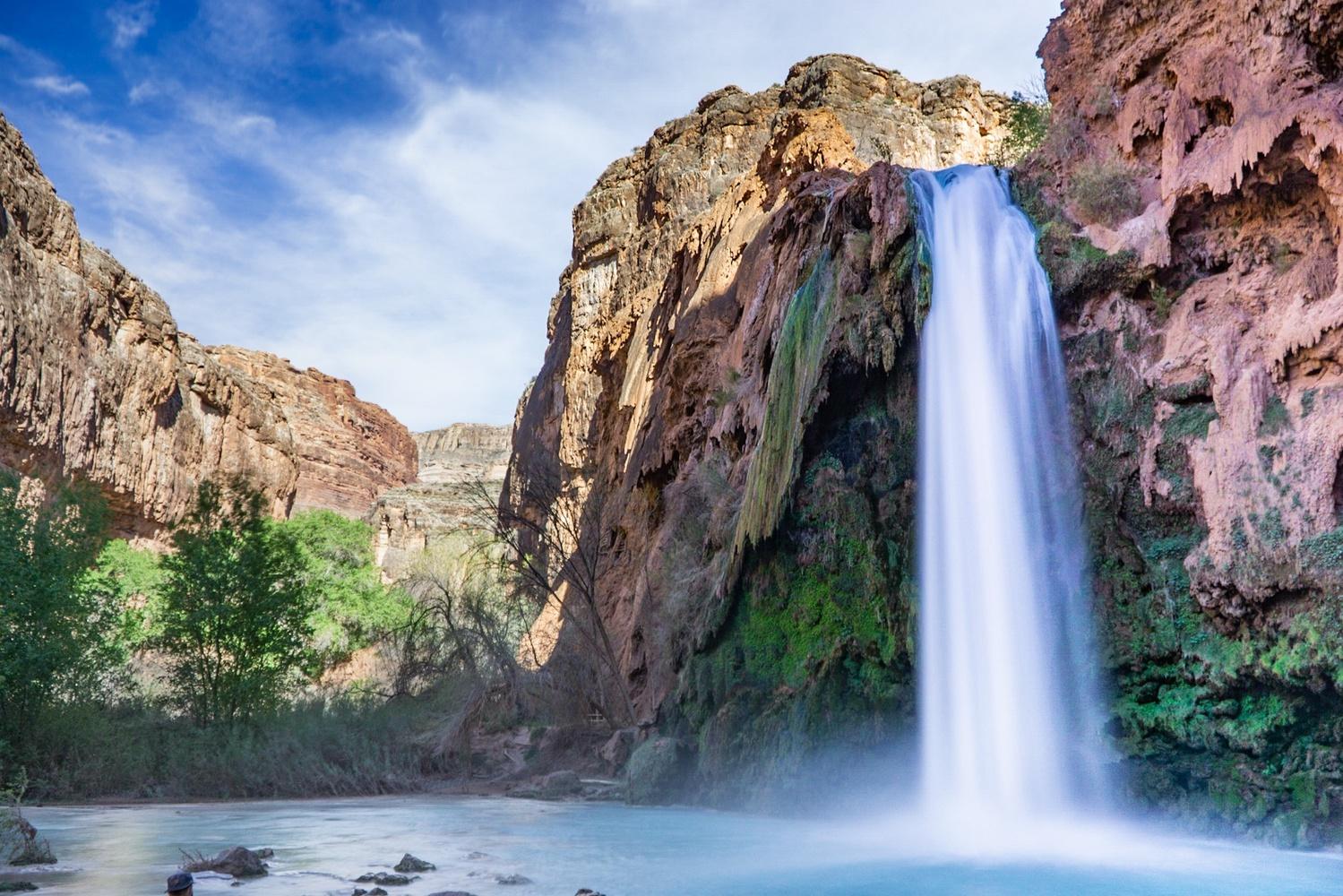 Havasu Falls by John Bessette