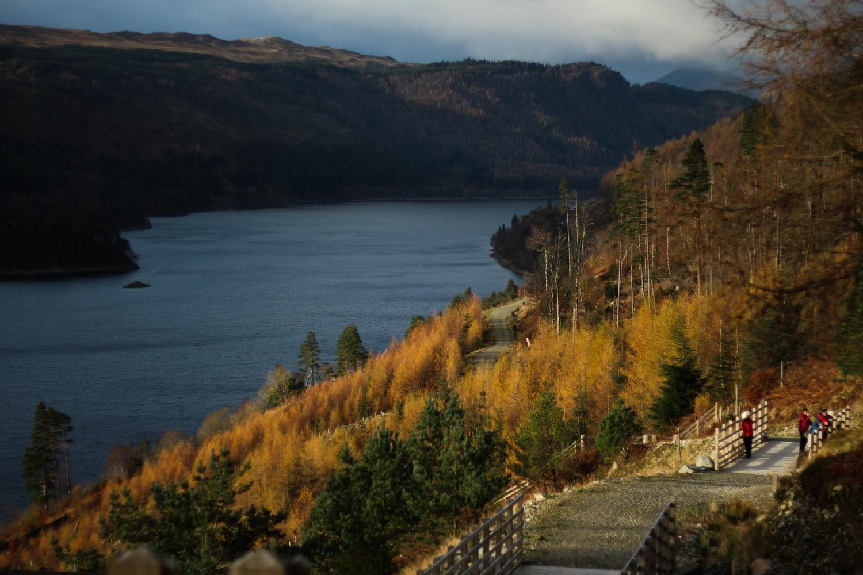 Autumnal Lake District by Joe Irving
