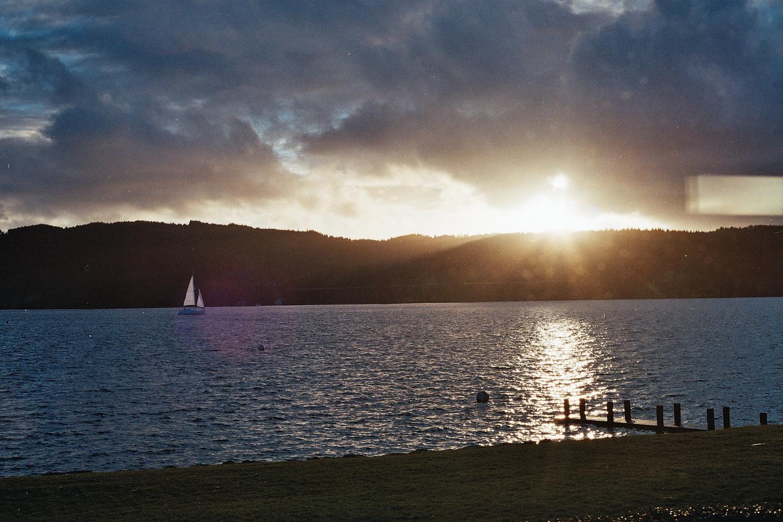 Windermere sunset by Joe Irving