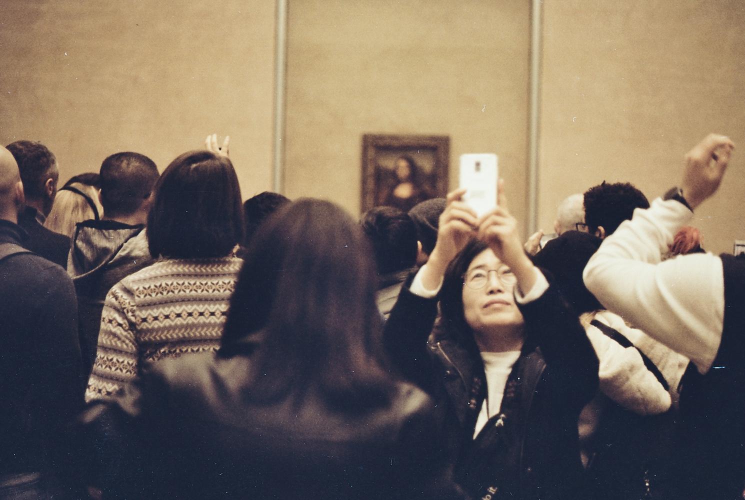 Mona Lisa by Joe Irving