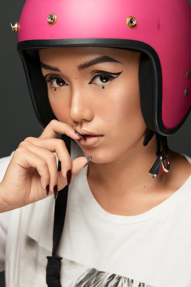 Scooter Girl by Nemanja Rakic