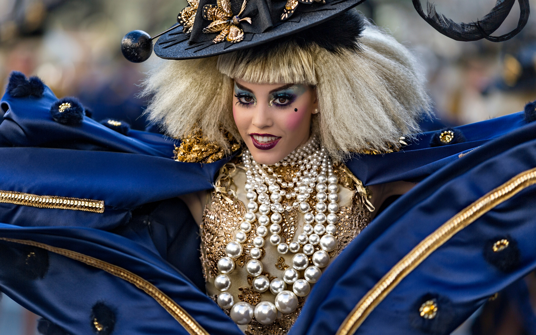 Carnival fantasy by Vicente Concha