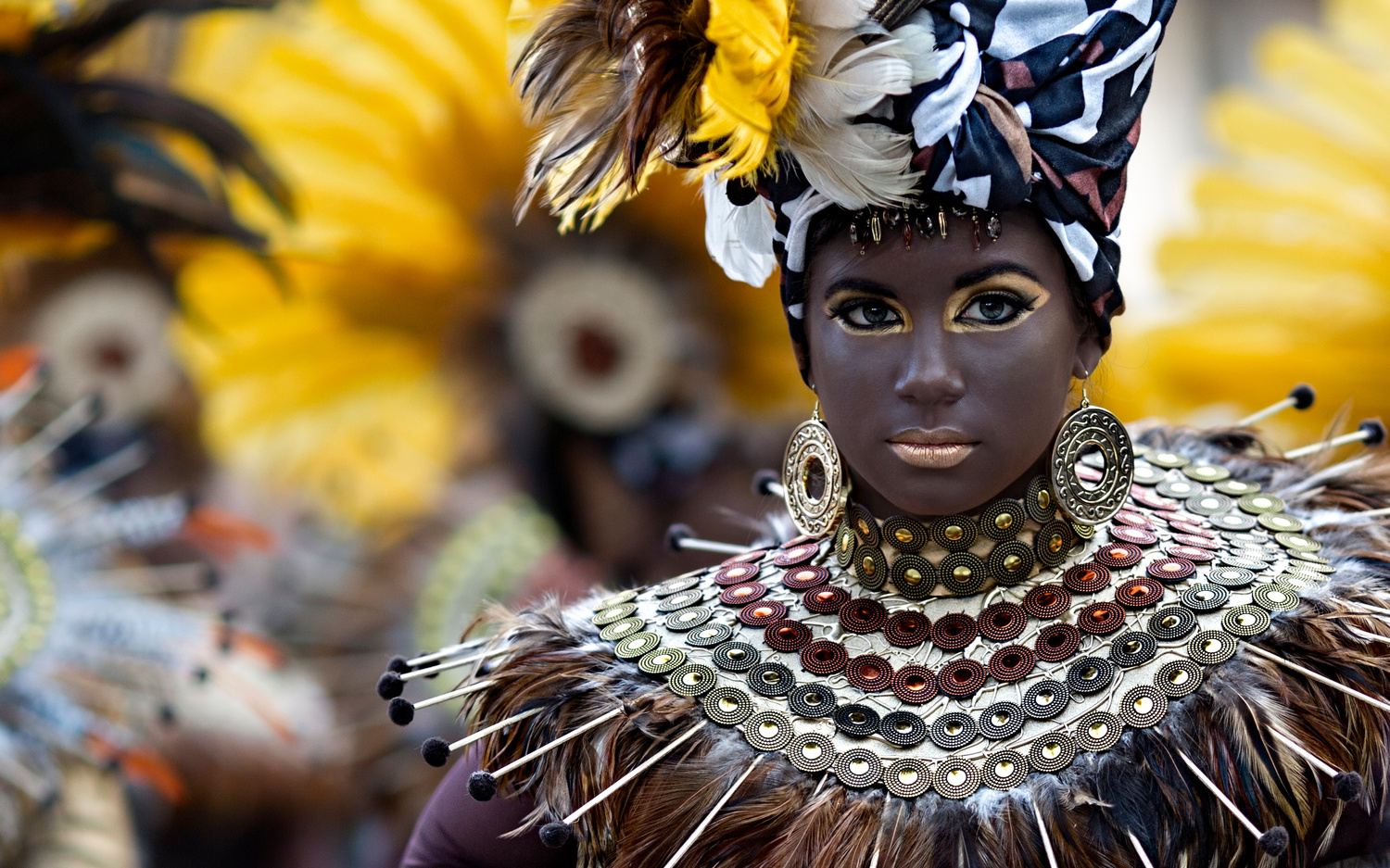 African dream by Vicente Concha