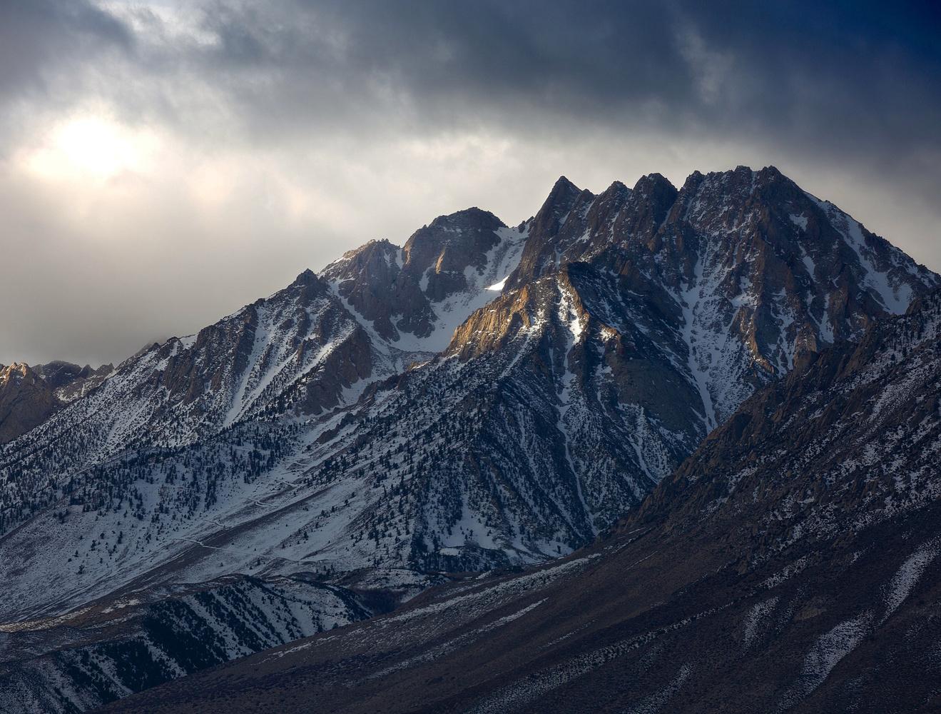 Eastern Sierra Peaks by Jeremy Leder
