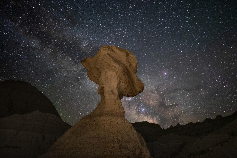 Astro Hoodoo by Jeremy Leder