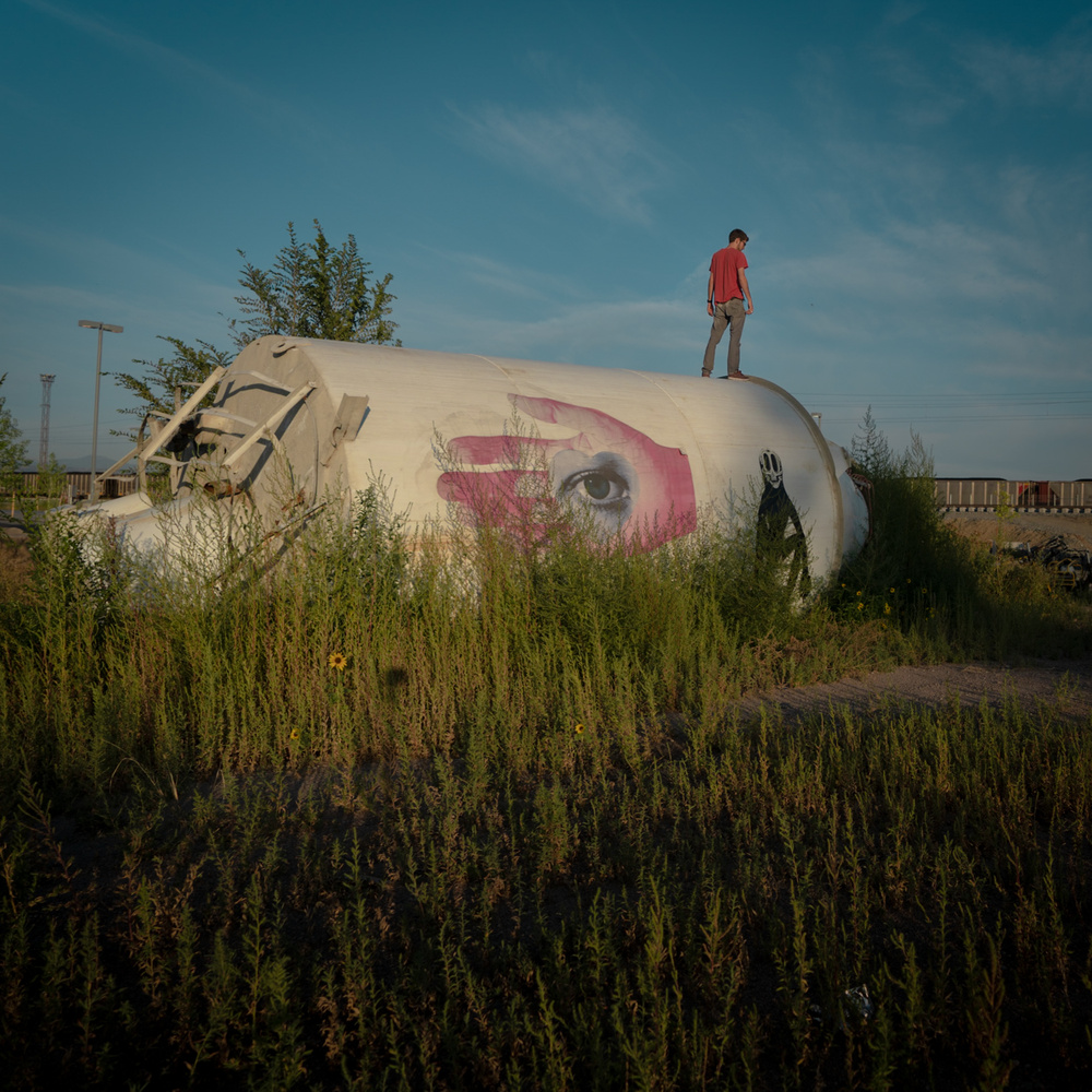"""wet decay"" by Nicholas Morris"