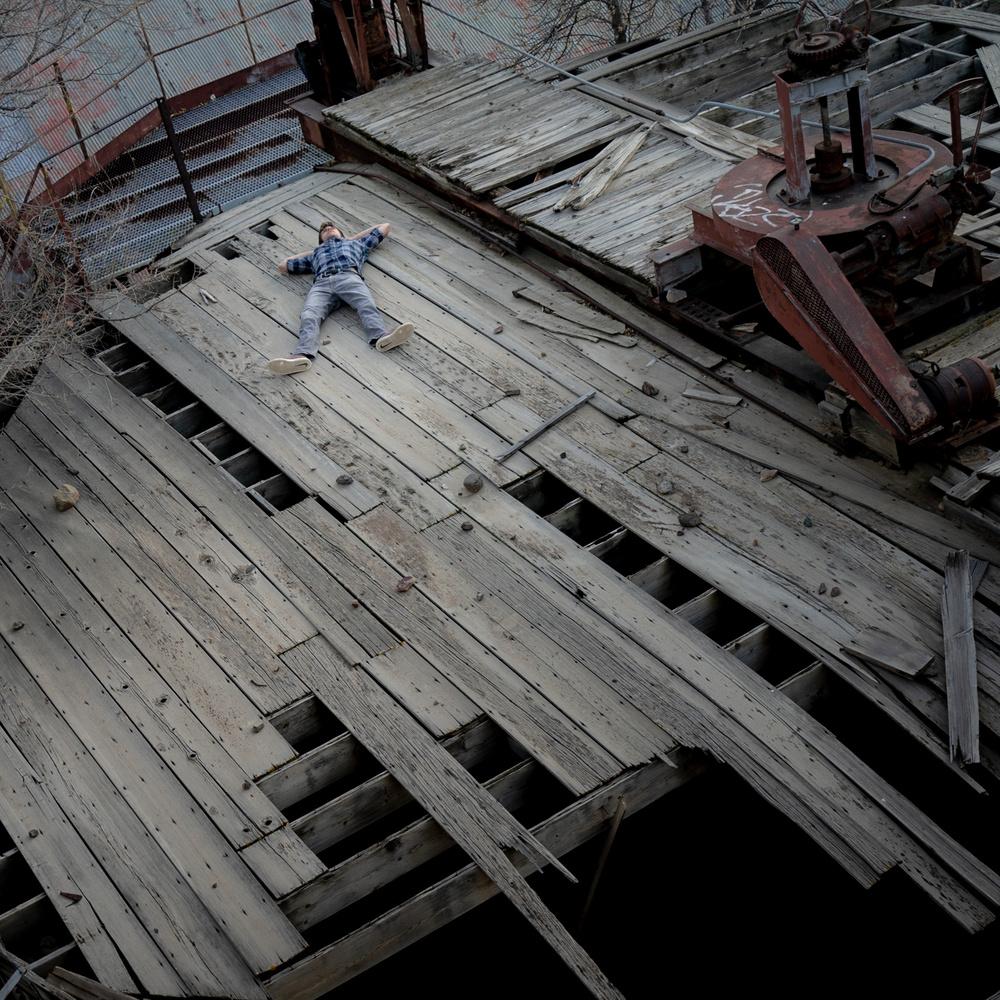 """""""shipwreck"""" by Nicholas Morris"""