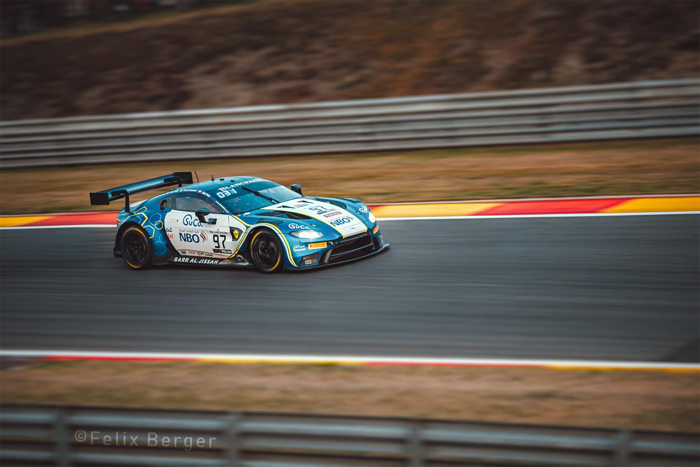 Aston Martin by Felix Berger