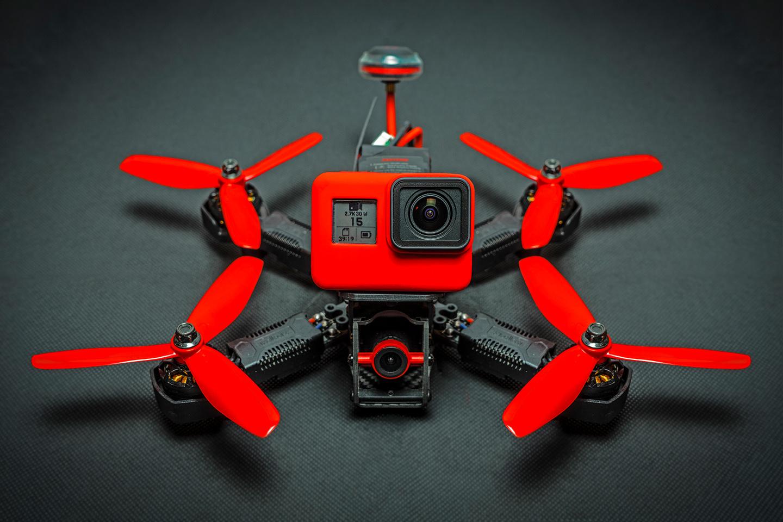 Racing Drone by Felix Berger