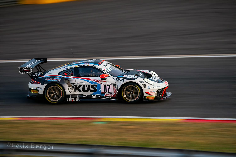 Porsche by Felix Berger