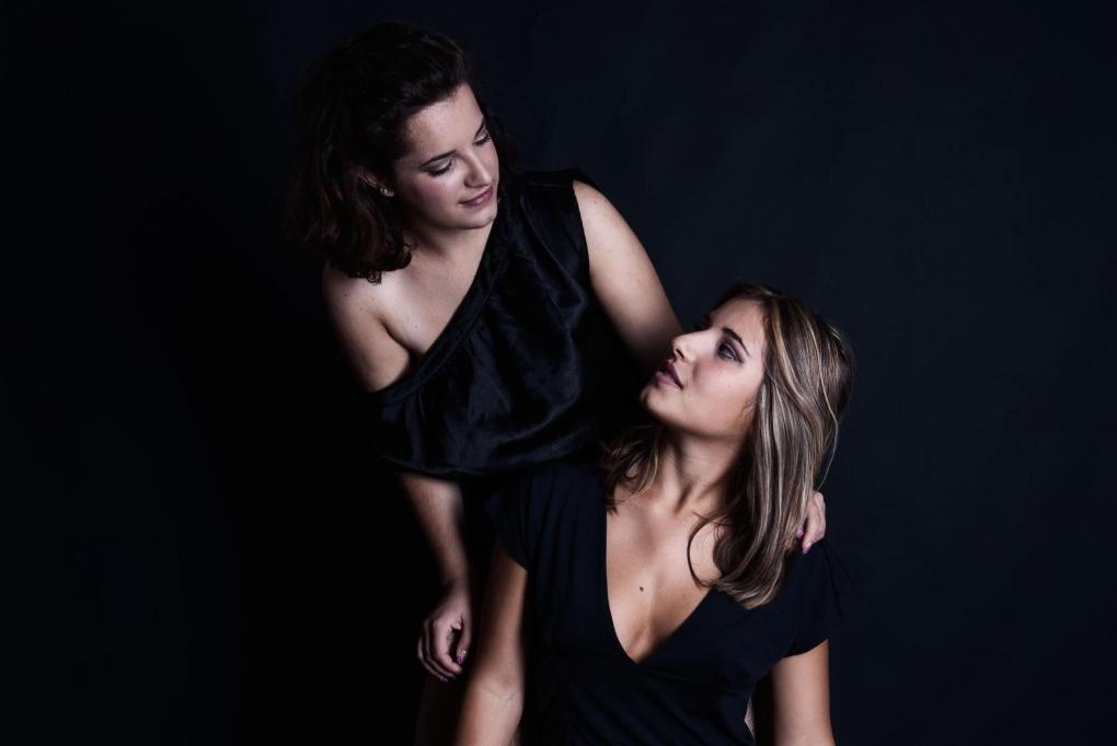 Sisters by Riccardo Faldi