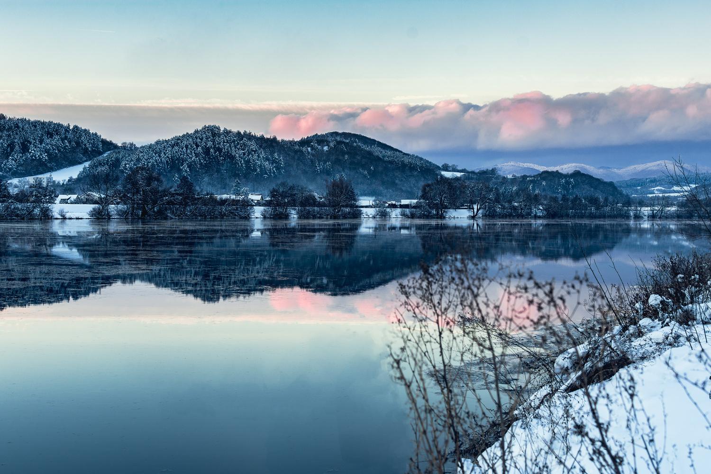 blue hour by Vadim Mika