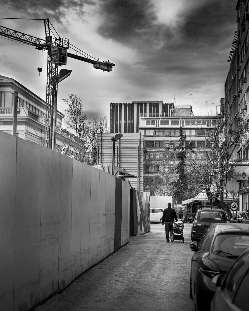 Scary City by Vadim Mika