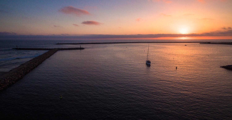 sunset by Matt Howard