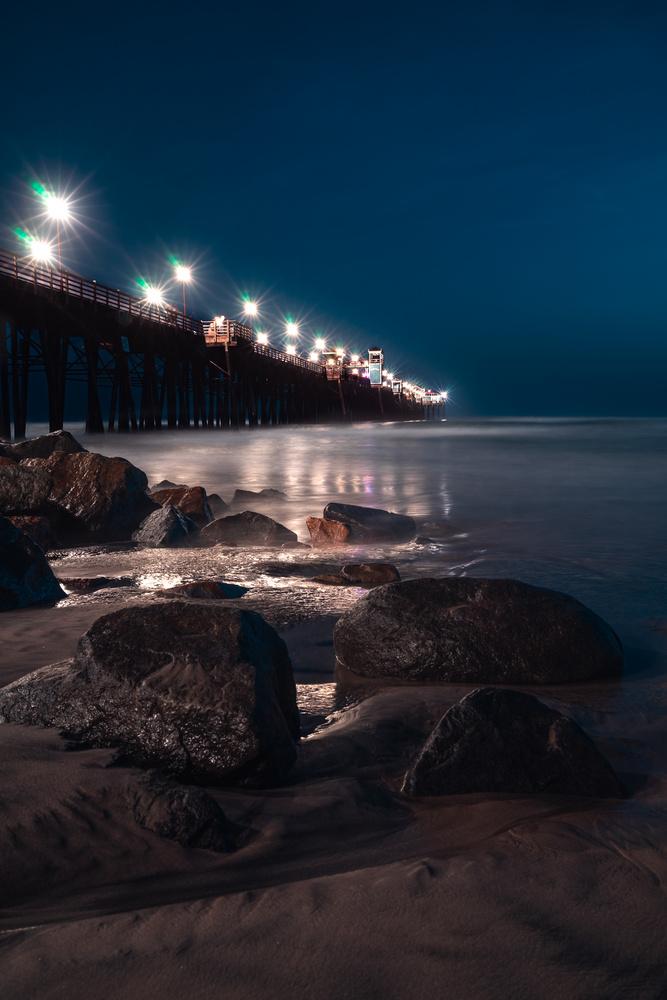 Pier Long by Matt Howard