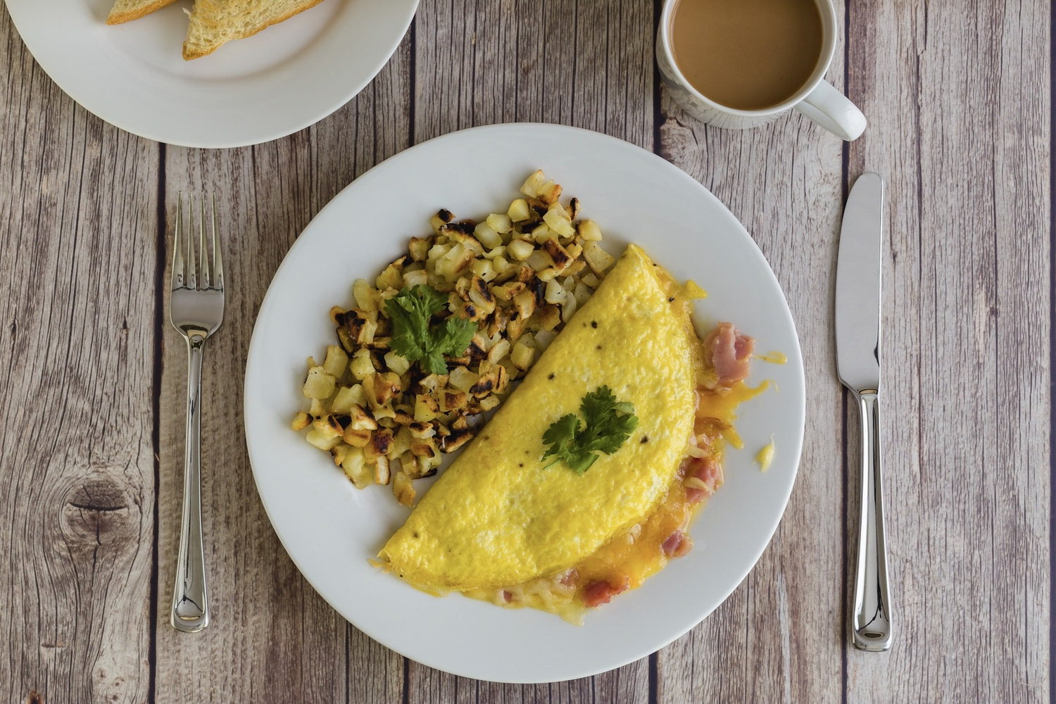 Omelette by Alex Gombash
