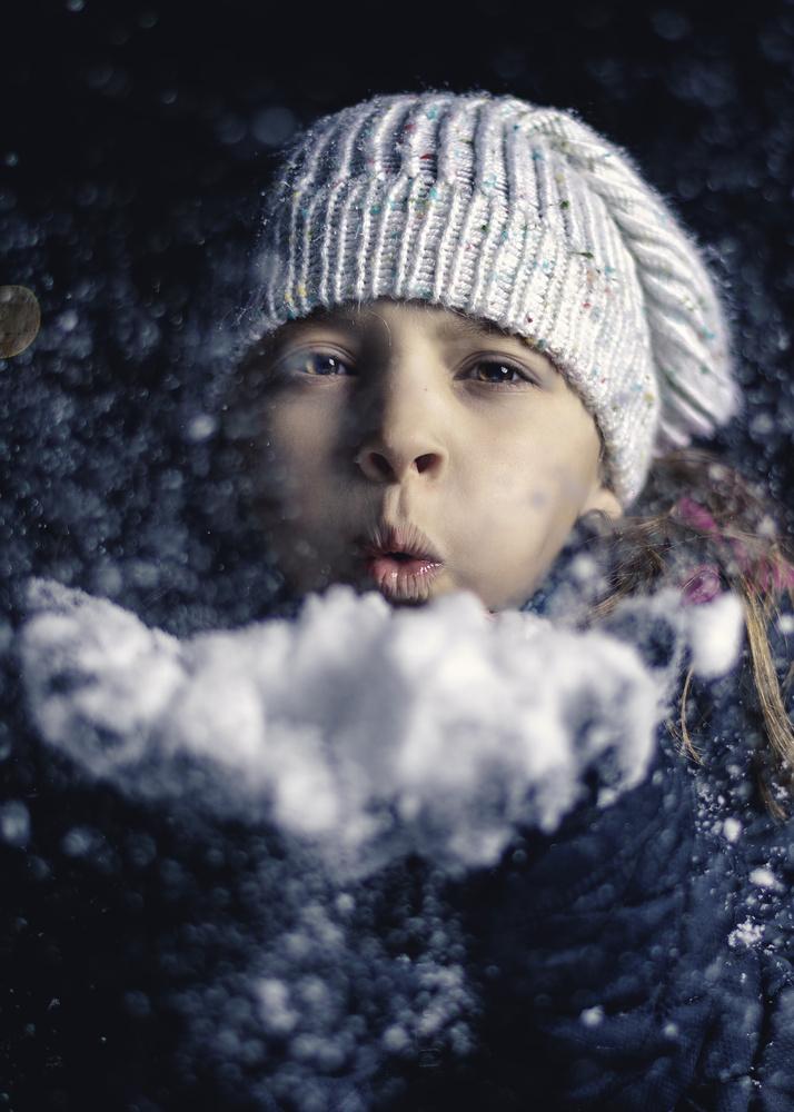 Snow Glitter by Tyler Schwab