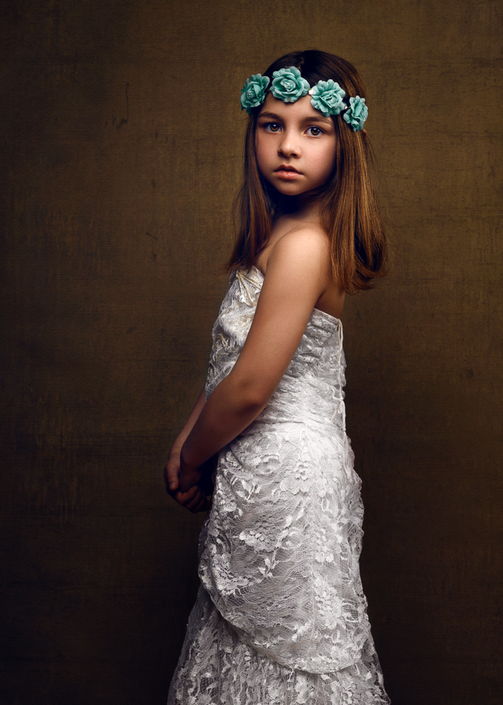 Flower princess by Tyler Schwab