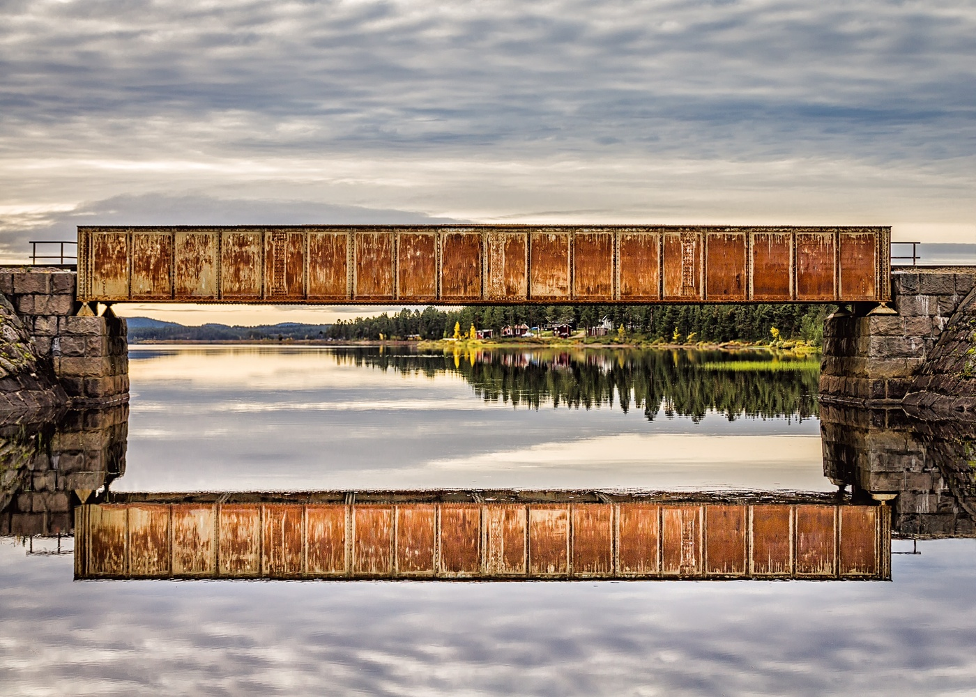 Bridge by Anders Vestin
