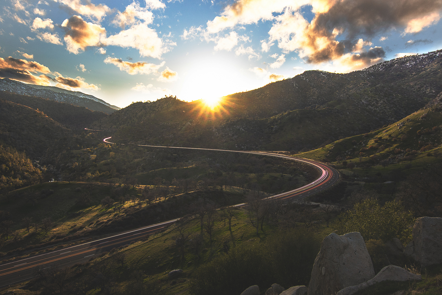 The Drive Home by Michael Auffant