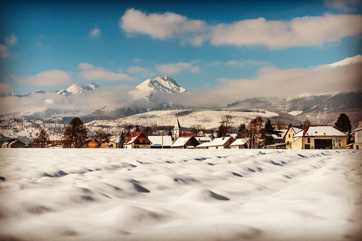 High Tatras by Mare Jánoš
