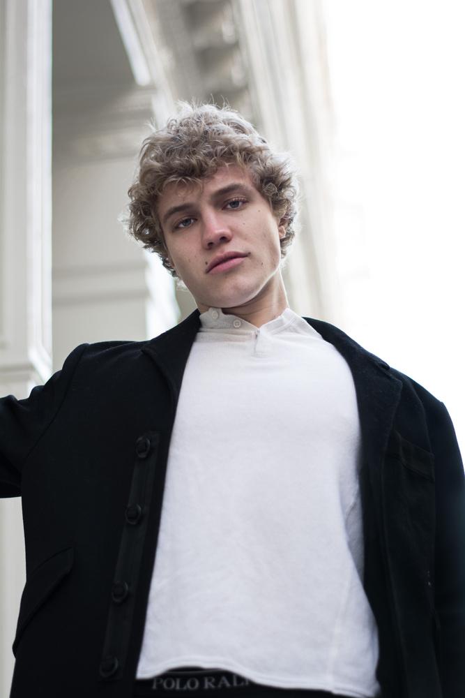 Owen portrait by Alexander Greif
