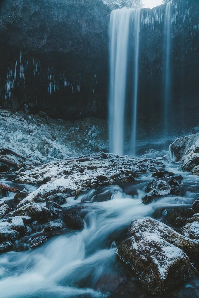 Land of frost by Nick Wiltgen