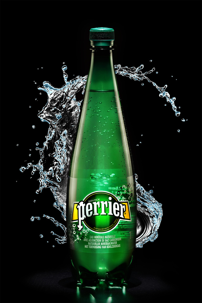 Perrier by Pierre Anquet