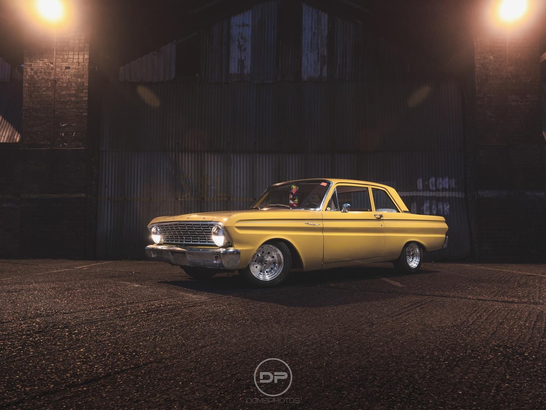 Ford Falcon by Dominik Krzyszczak