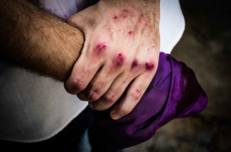 Violent times. by Nicolás Zin