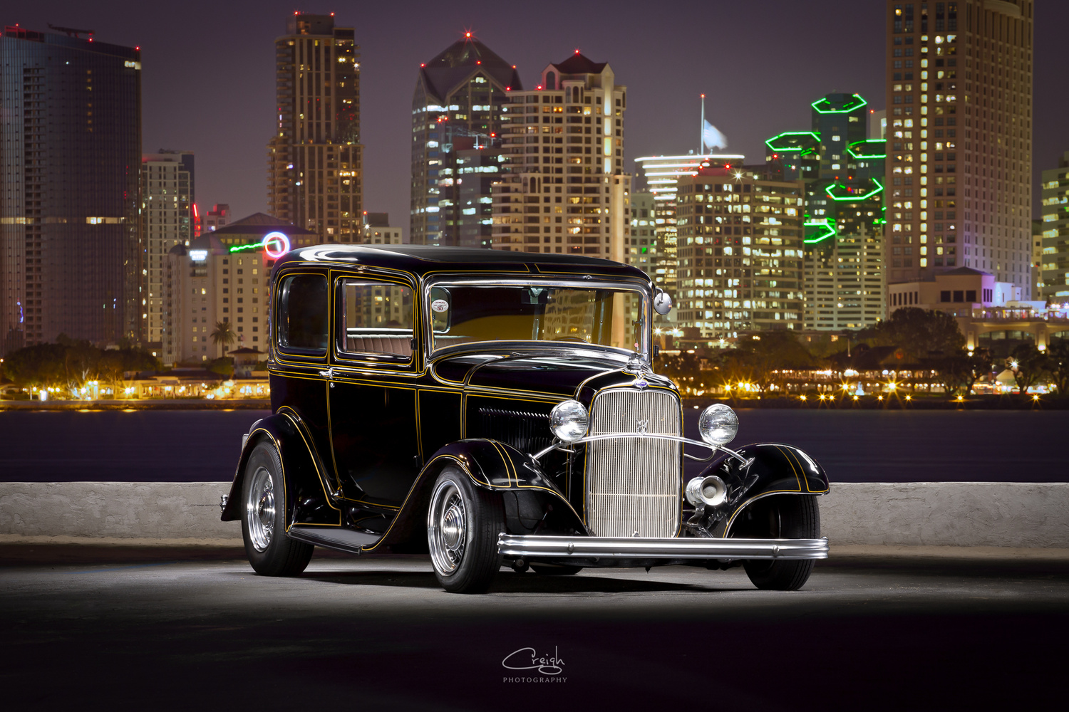 Classic Ride by Creigh McIntyre
