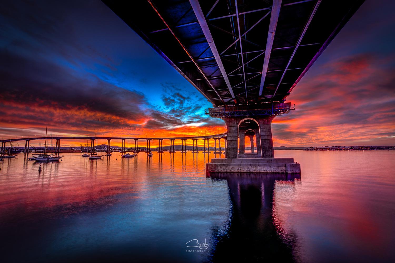 Sunrise Bridge by Creigh McIntyre