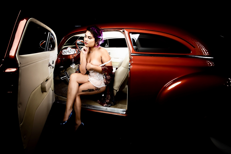Pontiac elegance by Creigh McIntyre