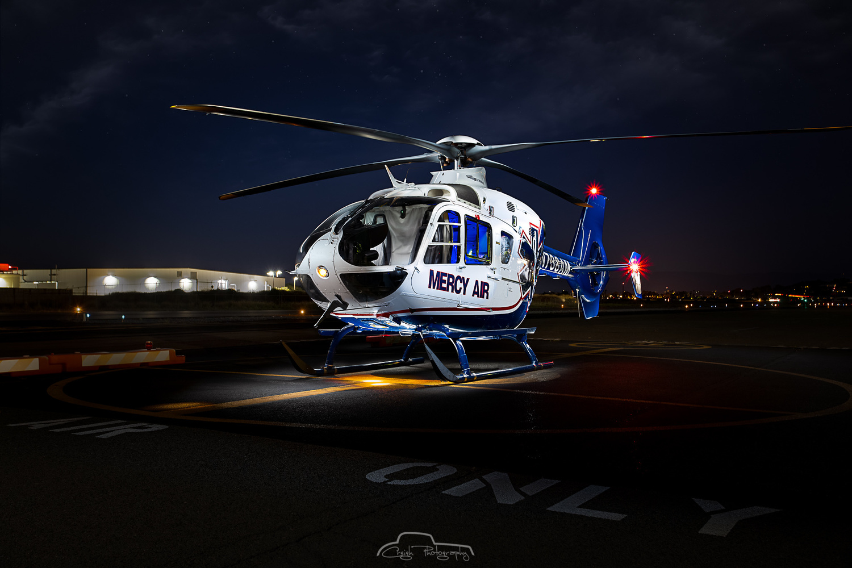 Air Ambulance by Creigh McIntyre