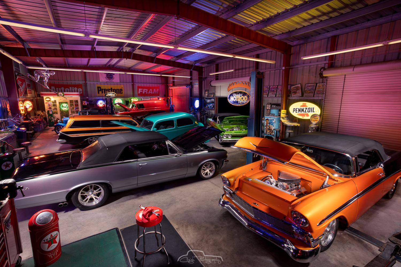 Randy's Garage by Creigh McIntyre