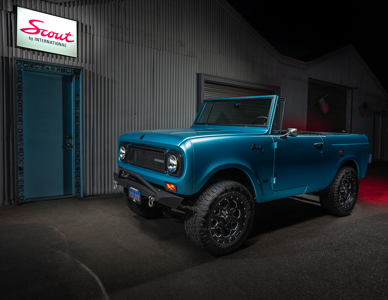 International Scout at DWS Classics by Creigh McIntyre