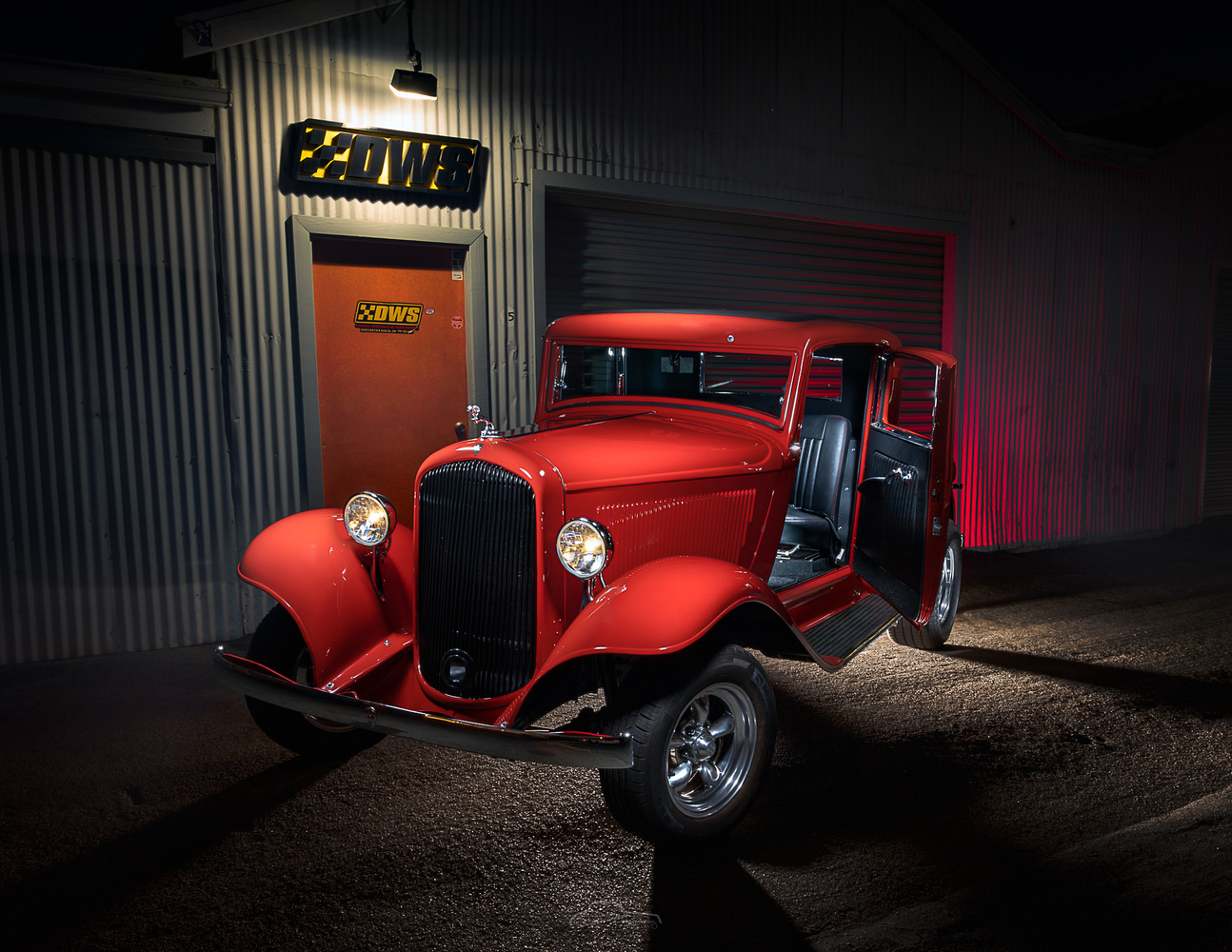 32 Plymouth Coupe by Creigh McIntyre