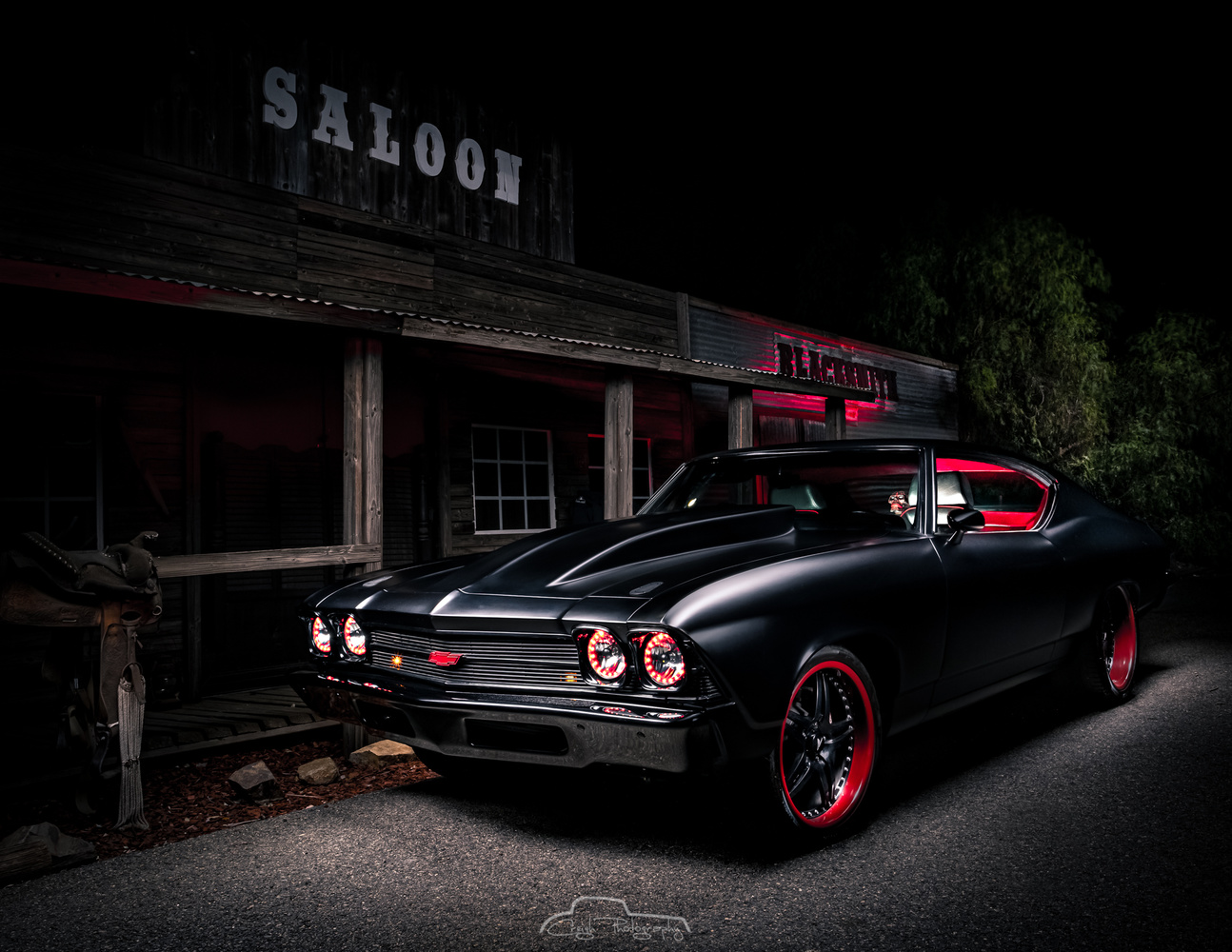 '69 Chevelle by Creigh McIntyre