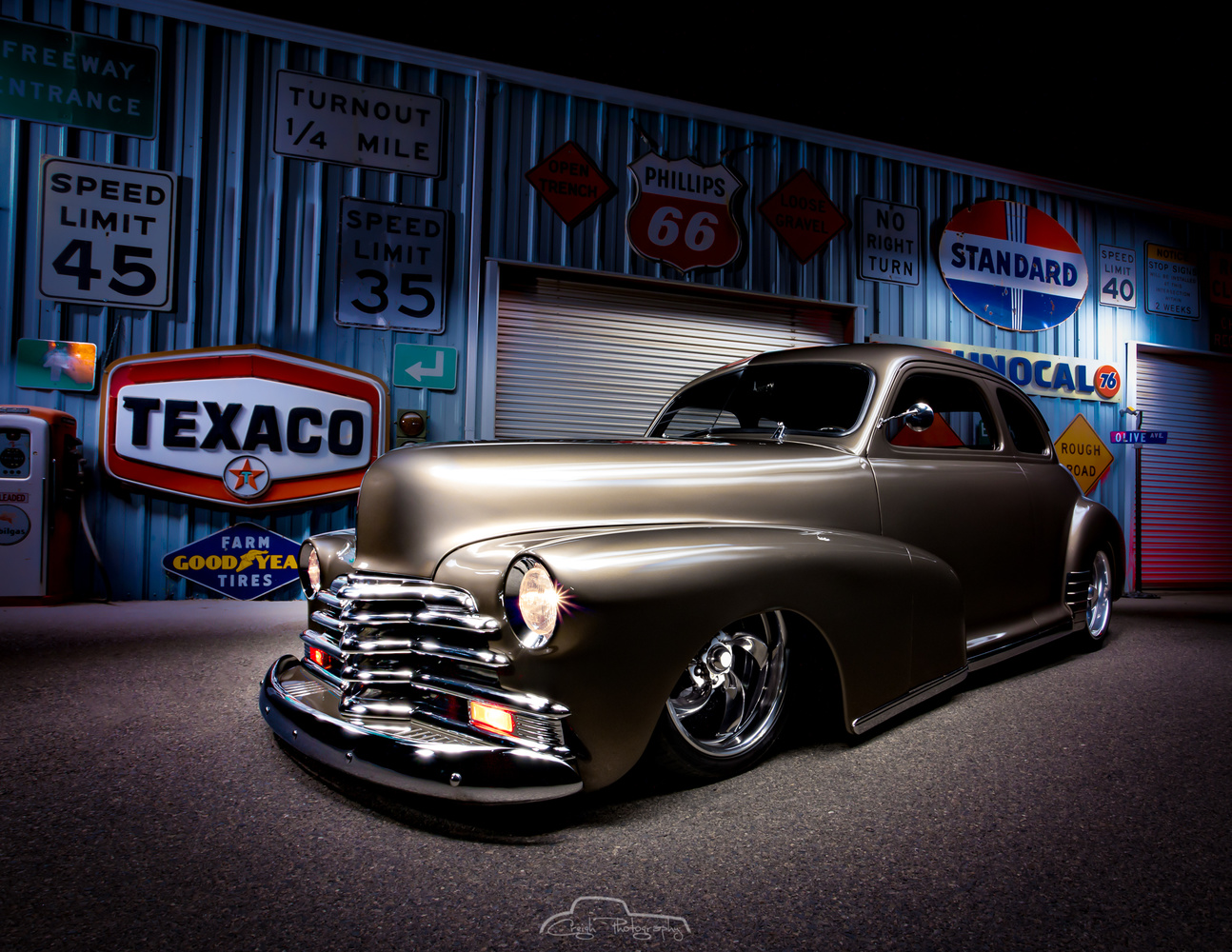 '48 Chevy Coupe by Creigh McIntyre
