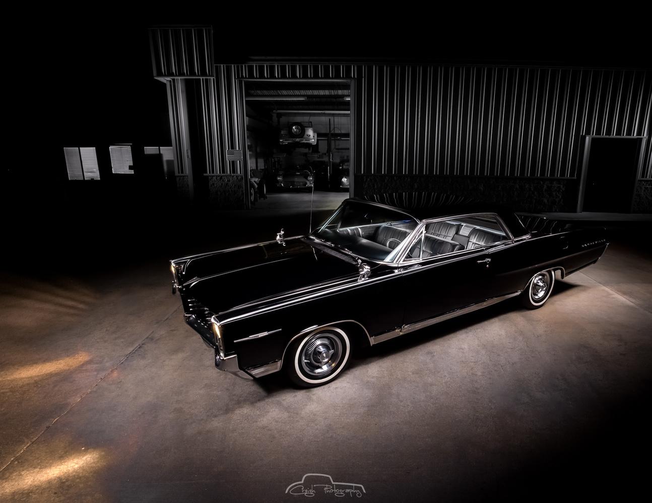 1966 Pontiac Bonneville by Creigh McIntyre