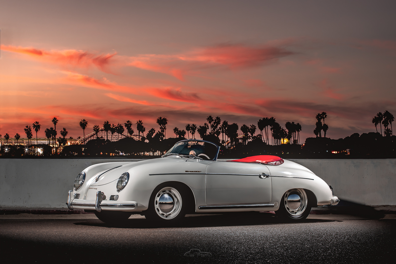 55 Porsche by Creigh McIntyre