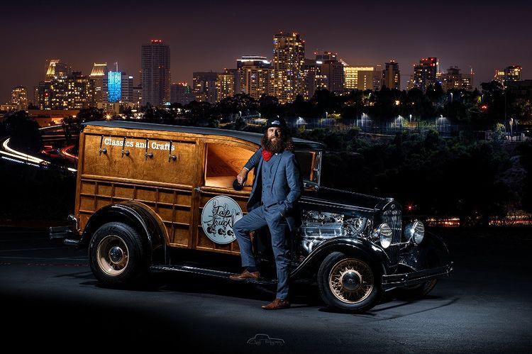 Corbin's Tap Truck by Creigh McIntyre