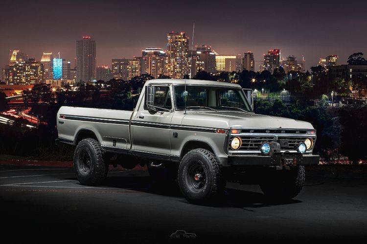Ford Pickup by Creigh McIntyre