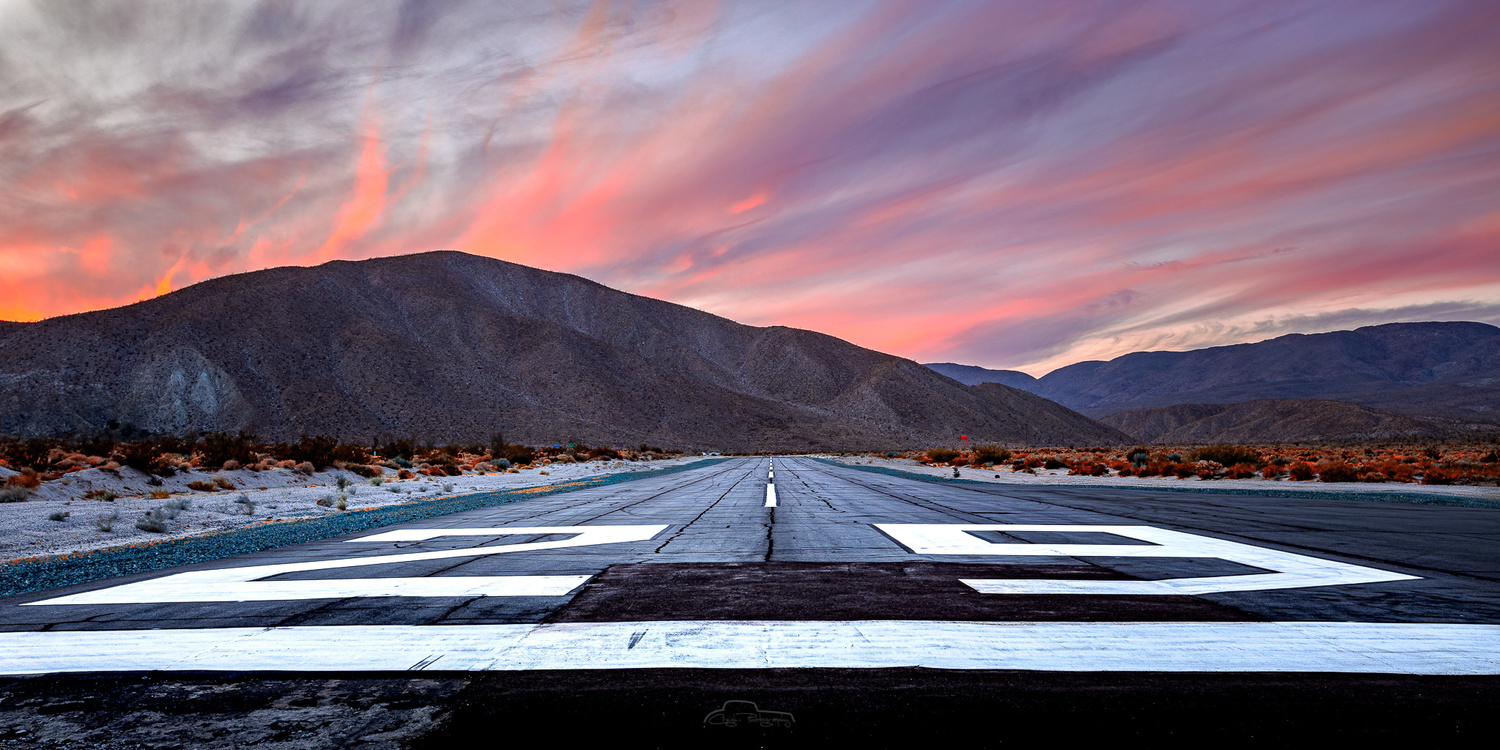 Ready for Takeoff by Creigh McIntyre
