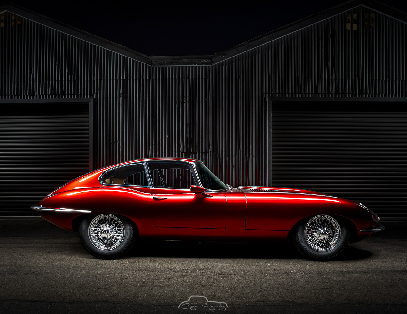 Jag Profile by Creigh McIntyre