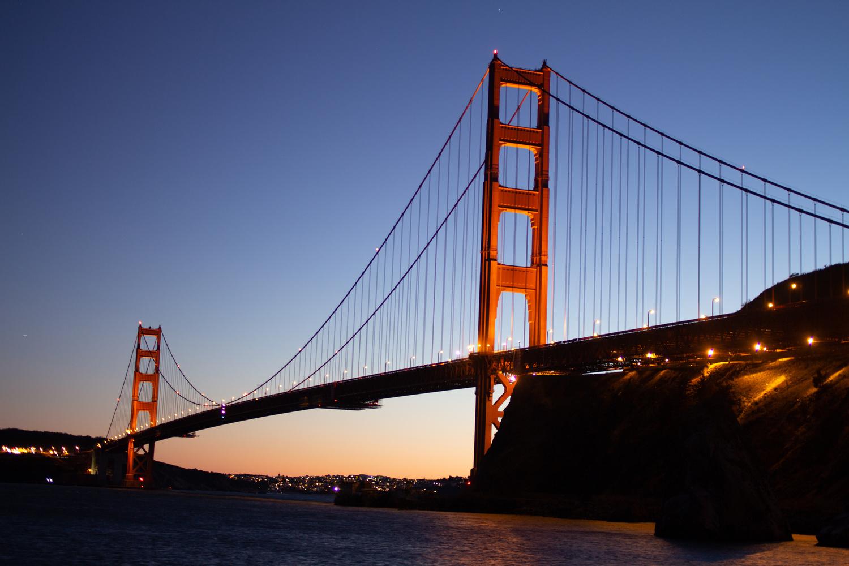 Golden Gate Bridge by Grant Henninger