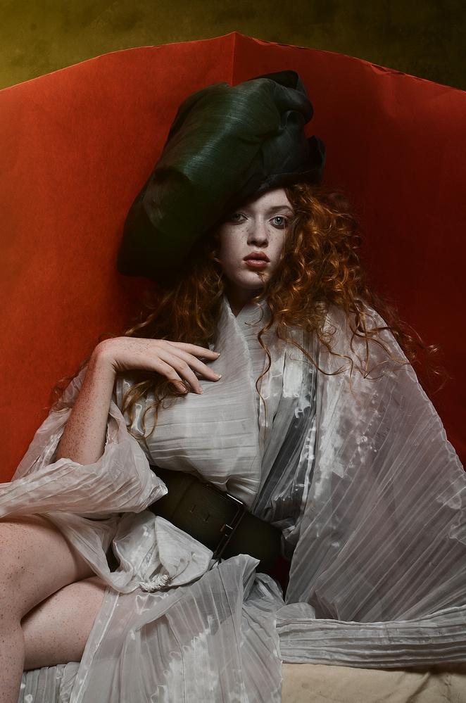 neo-renaissance girl by IRVIN RIVERA